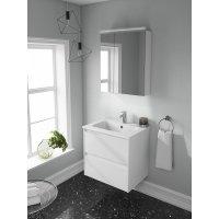Royo 123033 APOLO 60 Зеркальные Шкафчики в Ванную Цвет Белый