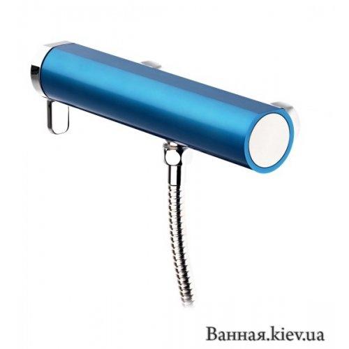 Купить 219004-48 Gustavsberg Coloric Blue Смеситель для Душевой Кабины GB4121900448 в Киеве vannaja.kiev.ua