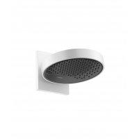 купити білий Ручний душ Hansgrohe Rainfinity 26864700 3 типи струменя