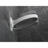 Купити купити великий білий Верхній душ Hansgrohe 26234700 Rainfinity на 3 режиму Ø 360 мм в Києві vannaja.kiev.ua