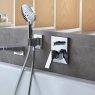 Купити Hansgrohe 26721000 Raindance Select S 120 Porter Set 26721 Душовий Набір 1.60м Колір - Хром в Києві vannaja.kiev.ua