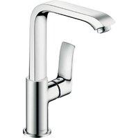 Hansgrohe 14883000 Metris Select 14883 Змішувач для Кухні з поворотним виливом та Кнопкою Включення Води Одноважільний Колір Хром