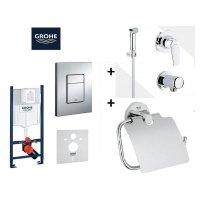 Купить для унитаза инсталляции Grohe 3873200A Rapid SL 38732