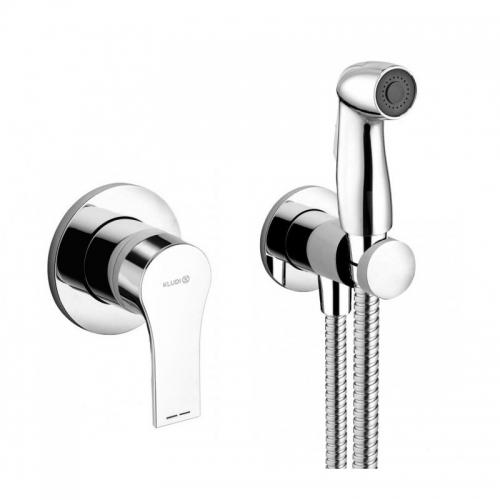 Купить Гигиенический душ скрытого монтажа установка Kludi 489990565 Zenta SL 48999 в Киеве vannaja.kiev.ua