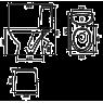 купить KOLO 79232000 Solo 79232 Унитаз компакт Коло СОЛО косой 3/6 нижний подвод полипропилен в Киеве vannaja.kiev.ua