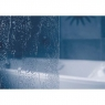 Купить RAVAK VS 3 (Rain) шторка на ванну 795P010041 Шторка для ванни VS3 100 белый+Rain в Киеве vannaja.kiev.ua