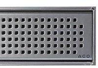 ACO 408715 Душевой Канал Трап 685 мм с Горизонтальным Фланцем Стандартный Сифон Германия ShowerDrain C Н=92 мм пропускная способность - 48 л/м