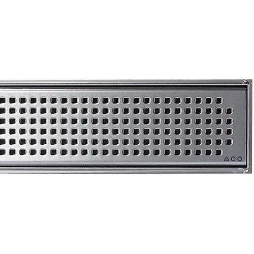 Купити ACO 408565 C-line Душова Решітка квадрат 785 мм для душовою канал Німеччина в Києві vannaja.kiev.ua