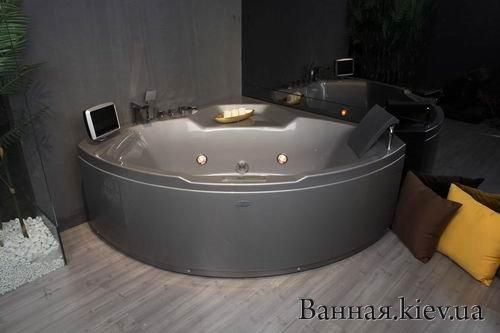 Купити AT-9003-5-1 Appollo Гідромасажна ванна 150 * 150 в Києві vannaja.kiev.ua