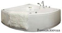 Купить Гидромассажные угловые ванны в Киеве