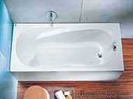 Купити Kolo XWP3050000 Comfort XWP3050 Ванна прямокутна 150 Х 75 см Акрилова в Києві vannaja.kiev.ua
