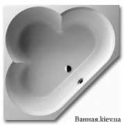 купить DODONA GUSTAVSBERG Ванны акриловые угловые 135x135 +нож. в Киеве vannaja.kiev.ua