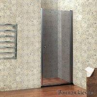Devit FEN0710 QUEST FEN0710DEV Душевая дверь 90 x195 см стекло – 6 мм Хром