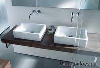 DURAVIT 2217090064 Vero 221709 Унітаз Підвісна для 0067690000 Сидіння для унітазу Soft-Close 545 мм Колір - Білий