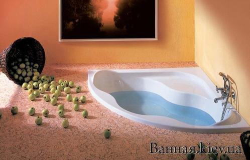 Купить GENTIANA RAVAK 150*150 Ванна акриловая Равак Gentiana, Акриловая в Киеве vannaja.kiev.ua