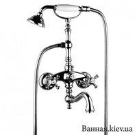 GESSI 07728-140 La Dolce Vita 07728 Смеситель для ванны с душево