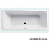 Купити GUSTAVSBERG ARTIC 170x75 + ніжки + панель акрилова ванна київ п в Києві vannaja.kiev.ua