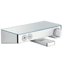 Hansgrohe 13151000 ShowerTablet Select 13151 Змішувач Термостат для Ванни Настінний Монтаж Колір Хром