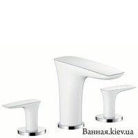 HANSGROHE 15074400 PuraVida 150744 Змішувач для Раковини Одноважільний ComfortZone 110 Колір Білий / Хром