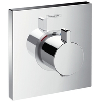 Hansgrohe 15763000 ShowerSelect 15763 Термостат з Двома запірний вентиль Зовнішня Частина Колір Хром