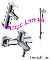 Купити Набори змішувачів для ванної в Києві