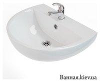 KOLO L89200 Runa L89200000 Компакт 3 / 6л з нижнім підведенням води і горизонтальним Випуском Сидіння з дюропласт Колір Білий 635 мм