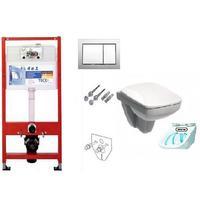 Купить набор унитаз и инсталляцию KOLO M39018000 + 16.65.90 Primera NOVA PRO Rimfree c кришкай soft-close