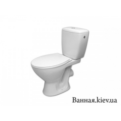 Купити Cersanit KORAL 5 K010 STOP Унітази Cersanit KORAL 17 K010 3 / 6л U-KO-K010-3 / 6-P в Києві vannaja.kiev.ua