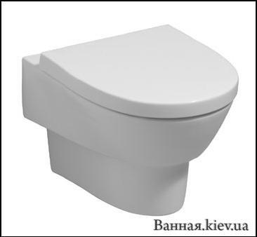 Купить Keramag FLOW 207900 Унитазы Подвесные в Киеве vannaja.kiev.ua