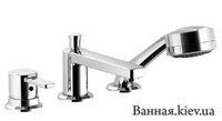 Купити Вбудований змішувач для ванної в Києві