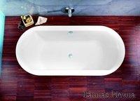 Kolo CLARISSA XWL2680 180 x 85 Овальная Ванна акриловая
