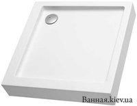 RAVAK PERSEUS 80 LA Піддон квадратний білий A024401210