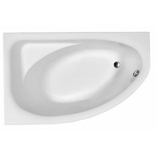 Купити Kolo XWA3061 SPRING XWA3061000 Ванна Асиметрична акрилова 160 х 100 см Ліва + Ніжки SN7 в Києві vannaja.kiev.ua