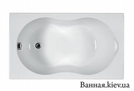 Купити LILIA RAVAK CD01000000 Ванна 120x70 см маленька акрил в Києві в Києві vannaja.kiev.ua