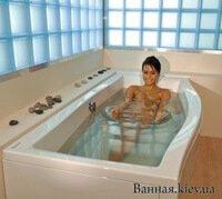 Купить Ванны Акриловые 180 см Прямоугольные в Киеве
