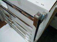 PAX 3706-3 Fredrik Полотенцесушитель Электрический 70x54 см Хром