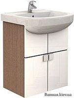 PRIMO KOLO Комплект Шкафчик в Ванную с Умывальником 55 см