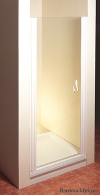 Купити двері Душові RAVAK ESD1-80L (Transp) хром серії Elegance 0EL40A00Z1 в Києві vannaja.kiev.ua