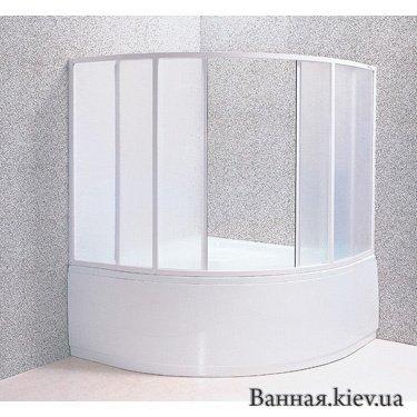 Купить RAVAK VDKP4-150 (Rain) Штора для ванны Gentiana,NewDay 150 4DAPG10041 в Киеве vannaja.kiev.ua