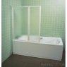 Купить RAVAK VS 2 (Rain) Шторки для ванн VS2 105 белый+Rain 796M010041  в Киеве vannaja.kiev.ua