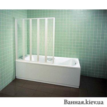 Купить RAVAK VS-5 Rain Шторки для Ванн 794E010041 RAVAK VS5 Чехия в Киеве vannaja.kiev.ua