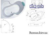 Купить Ванны в Киеве