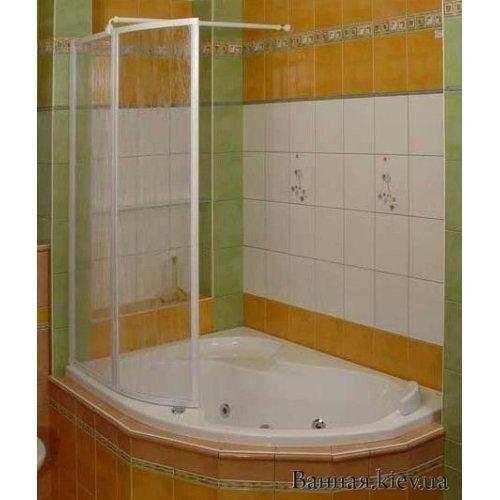 Купить Ravak Rosa 1,4 L (Rain) Шторки для ванни VSK2 Rosa L 140 Rain 76L7010041 в Киеве vannaja.kiev.ua