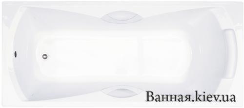 купить Ravak SONATA 170 x 75 Ванны Чехия в Киеве vannaja.kiev.ua