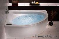 Купити Гідромасажні асиметричні ванни в Києві