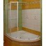 Купить Шторки Ravak Rosa 1,6 (Rain) VSK2 Шторка для ванни VSK2 Rosa 160 Rain 76L9010041 в Киеве vannaja.kiev.ua