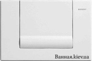 Купить Клавиша Geberit Tango ( Танго ) 115.760.11.1, белая, металл, 246 в Киеве vannaja.kiev.ua
