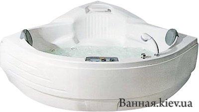 купить Гидромассажные Ванны Apollo A-2114 1510x1510 в Киеве vannaja.kiev.ua