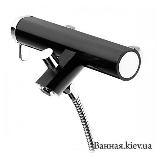 Купить Цветной Смеситель для Ванны black Gustavsberg 219023-23 Coloric GB4121902323 в Киеве vannaja.kiev.ua