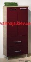 Пеналы для Ванной Комнаты Gorenje Quadra 748152 (бордо) Словения